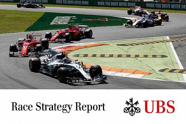 James Allen: UBS-Rennstrategie-Report für F1 in Monza