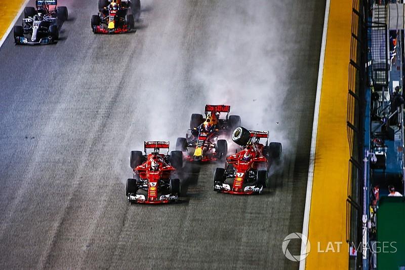 Брифінг Motorsport.com: Ферстаппен вказує пальцем на Феттеля