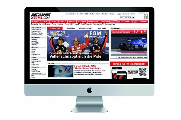 General Motorsport.com news Motorsport Network acquire sport media group for German expansion