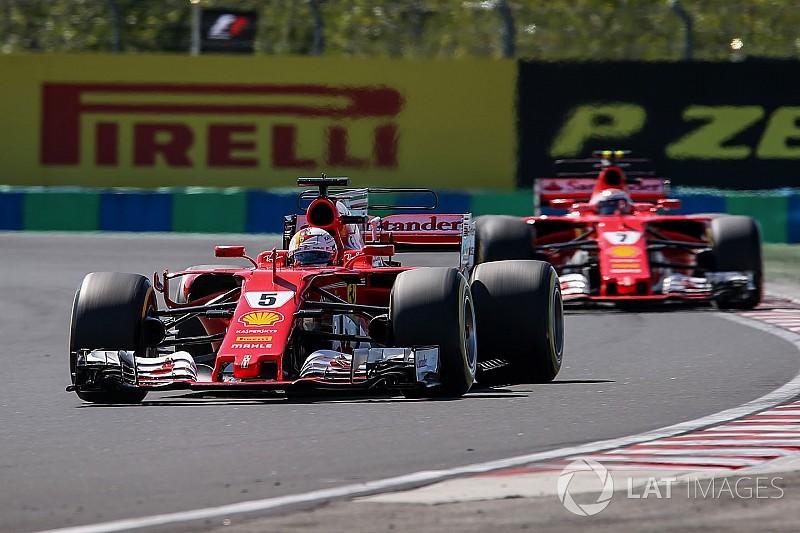 Video: Die Halbzeit-Bilanz von Ferrari in der Formel 1 2017