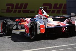 Formula E Prove libere Acuto di Rosenqvist nell'ultima sessione di prove in Canada