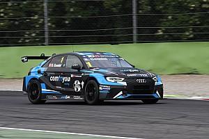 TCR Prove libere Salzburgring, Libere 2: svetta l'Audi di Comini