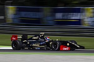 Formula V8 3.5 Reporte de la carrera Fittipaldi ganó la segunda manga de la F3.5 en Jerez