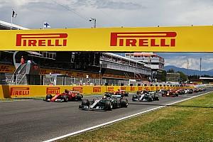 Формула 1 Статистика Статистика Pirelli: шини Ф1 2,5 рази проїхали навколо світу