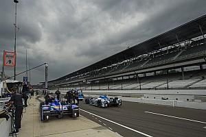 IndyCar Noticias de última hora La clasificación de Indy 500 se retrasa por la lluvia