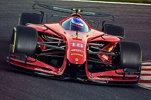 Automotive Breaking news Gallery: Fantasy F1 2025 design concepts