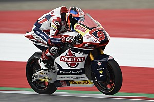 Moto2 Breaking news Navarro retained by Gresini Moto2 team for 2018