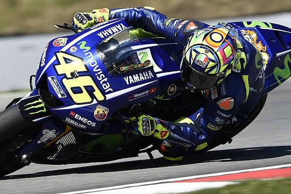 MotoGP Valentino Rossi está consciente que falló su estrategia