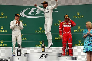 F1 Artículo especial Los destacados del Gran Premio de Gran Bretaña 2017 de F1