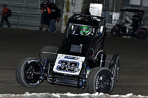 Midget Interview Chili Bowl pole-sitter Justin Grant reflects on life-changing week