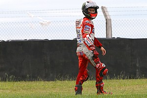"MotoGP Noticias Lorenzo: ""No estoy acostumbrado a salir tan atrás"""
