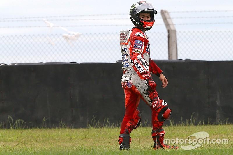 """Lorenzo: """"No pierdo la esperanza de ganar alguna carrera este año"""""""