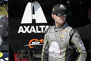 NASCAR XFINITY Race report William Byron scores first NASCAR Xfinity win in hectic Iowa race