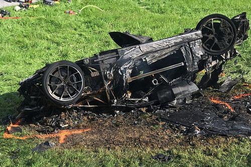 Richard Hammond elitrasportato in ospedale dopo un incidente