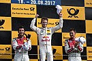 DTM Wittmann stripped of win, Audi inherits 1-2-3-4 finish