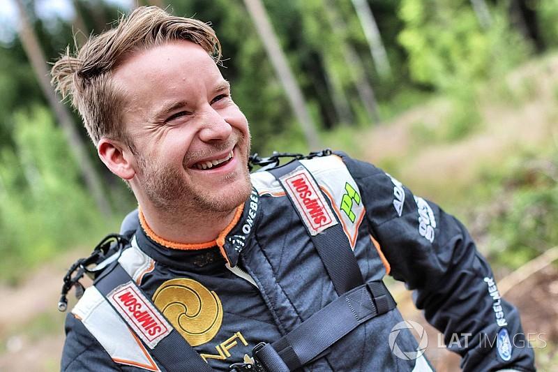 Mads Ostberg sarà costretto a saltare il Rally di Germania
