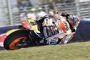 MotoGP Rennbericht Dani Pedrosa siegt im MotoGP-Rennen von Jerez souverän vor Marquez und Lorenzo