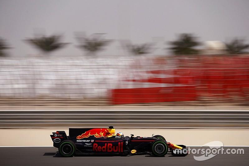 Ricciardo inicia teste da F1 no Bahrein na frente