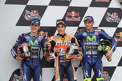MotoGP Kolom Mamola: Bisakah Rossi mengalahkan Vinales dan Marquez?