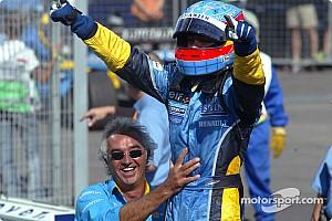 Briatore: A Renault nem Alonsót akarta leigazolni 2003-ra