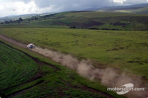 Ogier: Safari winner will have to drive with head not right foot