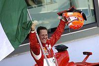 OTD: Michael Schumacher herschrijft de geschiedenisboeken