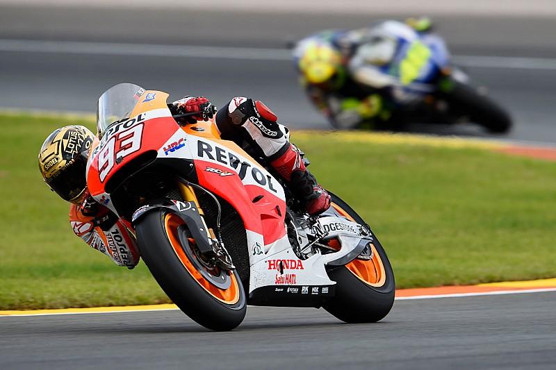 Marquez'in formu Rossi'ye 2014 sezonunu hatırlatmış