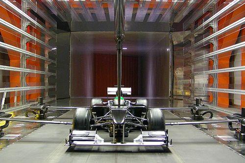Renault señala el problema de los túneles de viento compartidos