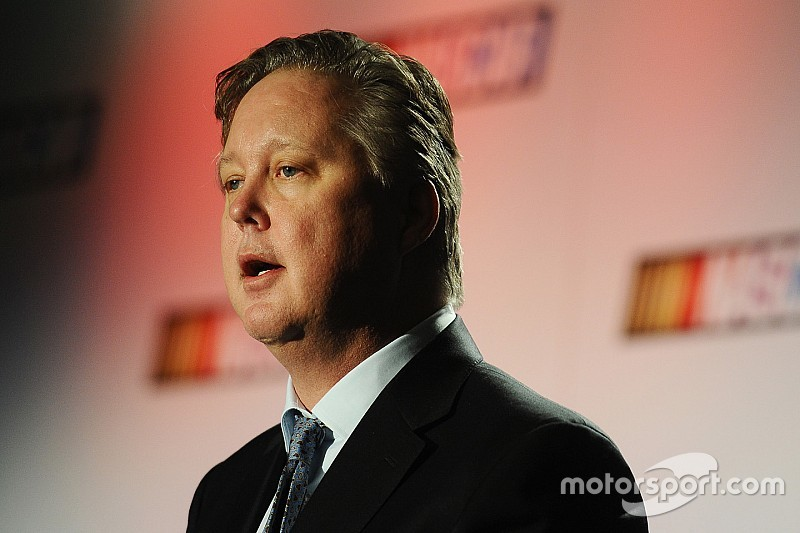 "NASCAR CEO Brian France takes ""indefinite leave of absence"""