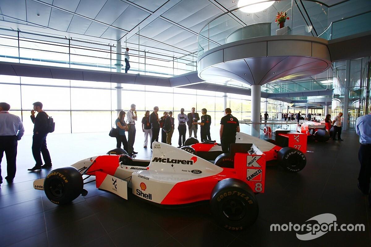 McLaren почала розпродавати частину колекції історичних машин