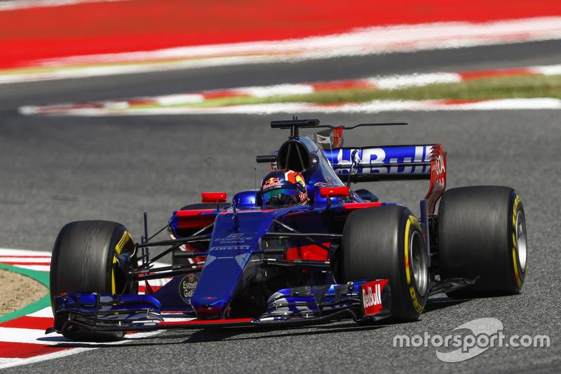 19. Данііл Квят, Scuderia Toro Rosso STR12