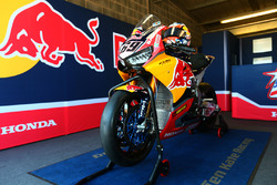 Bike of Nicky Hayden, Honda World Superbike Team