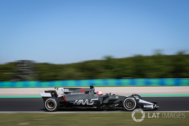 Kevin Magnussen, Haas VF-17