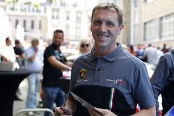 #66 Attempto Racing Lamborghini Huracan GT3: Jaap Van Lagen