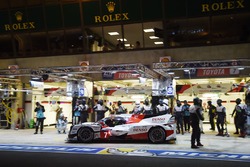 #7 Toyota Gazoo Racing Toyota TS050 Hybrid: Майк Конвей, Стефан Сарразан, Камуі Кобаясі