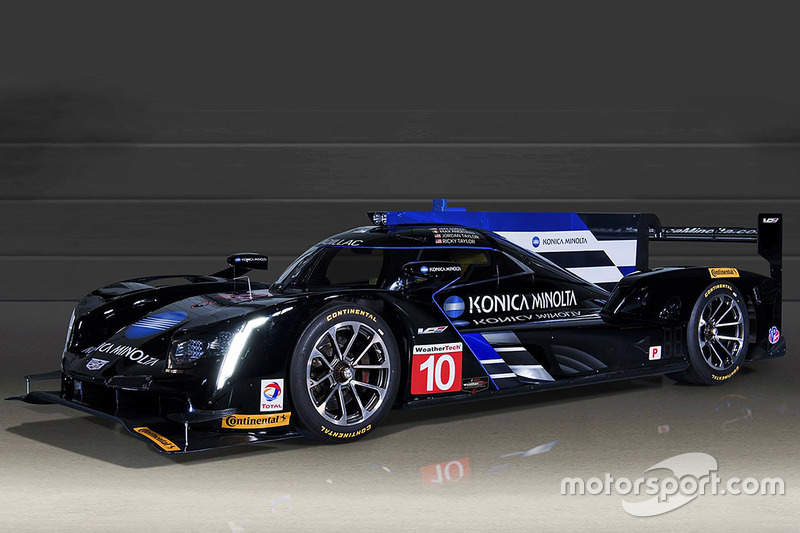 Wayne Taylor Racing Cadillac DPi-V.R unveil