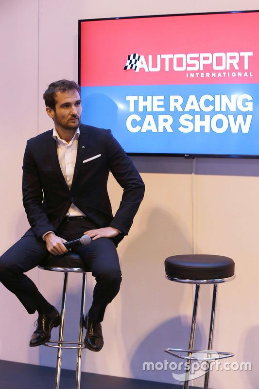 Tommaso Volpe, Director Mundial de Infiniti de automovilismo