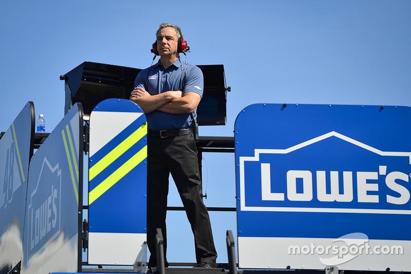 Doug Duchardt, Hendrick Motorsports, Renndirektor