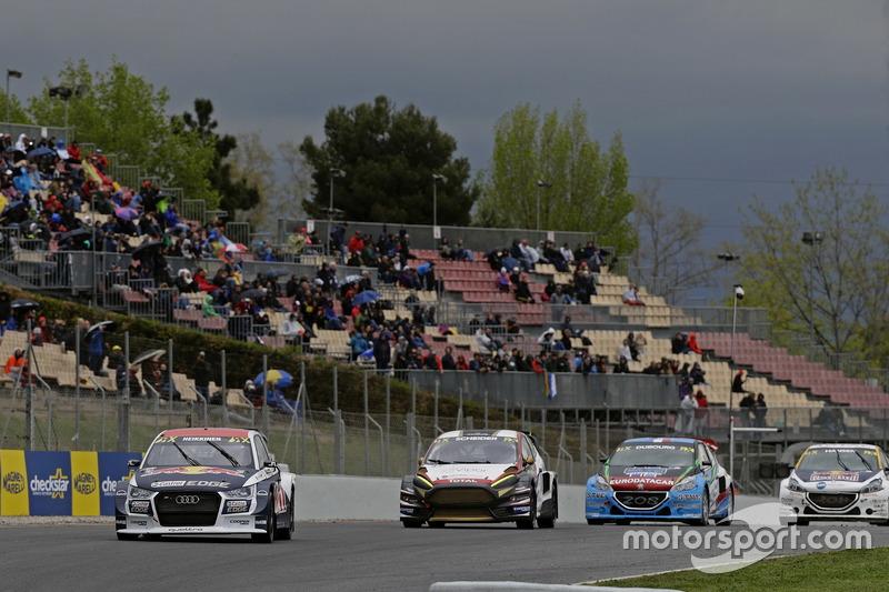 Toomas Heikkinen, EKS, Audi S1 EKS RX Quattro leads
