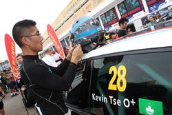 Kevin Tse Wing Kin, TeamWork Motorsport, Volkswagen Golf GTI TCR