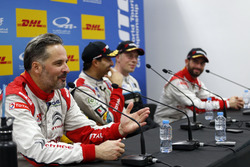 Press Conference: Yvan Muller, Citroën World Touring Car Team, Citroën C-Elysée WTCC
