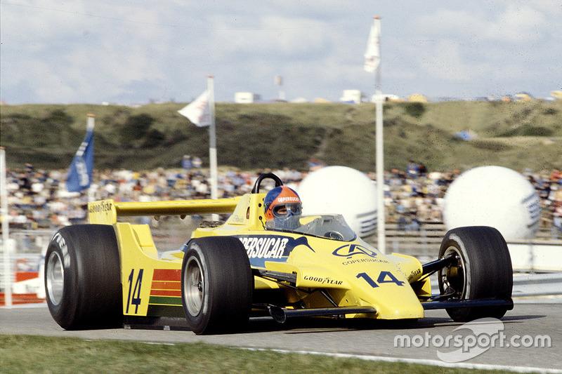1979 - Emerson Fittipaldi, Fittipaldi F6A Ford