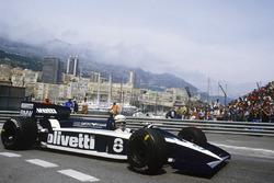 Elio de Angelis, Brabham BT55-BMW
