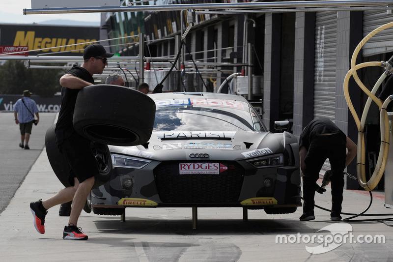#5 GT Motorsport Pty Ltd, Audi R8 LMS