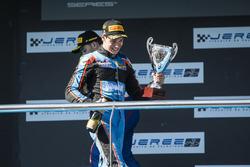 Podium: Alessio Lorandi, Jenzer Motorsport
