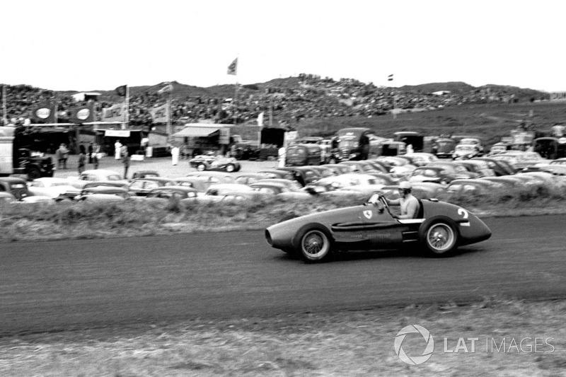 Альберто Аскарі, 2.0 Ferrari 500 4