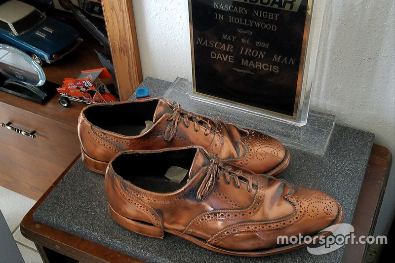Dave Marcis' house visit