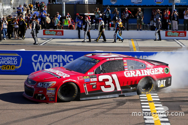 Ganador, Ryan Newman, Richard Childress Racing Chevrolet