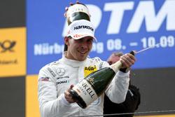 Podium: Robert Wickens, Mercedes-AMG Team HWA, Mercedes-AMG C63 DTM