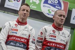 Winners Kris Meeke, Paul Nagle, Citroën World Rally Team